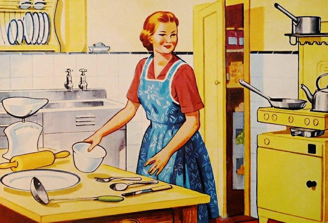 Hausfrau, BU, Berufsunfähig