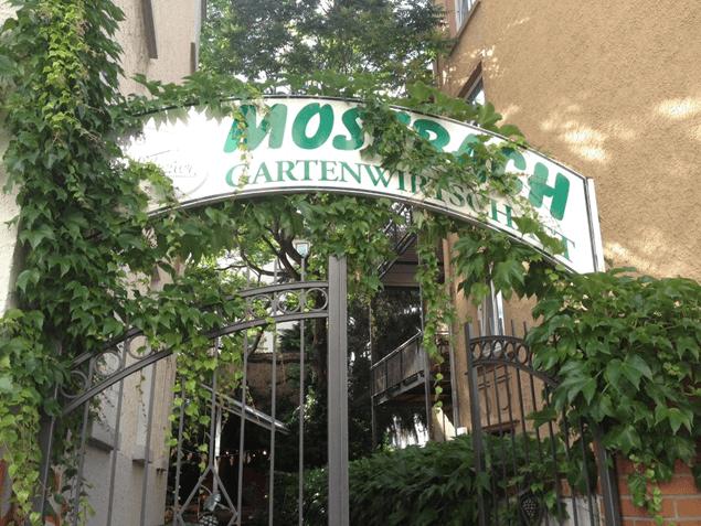 Gaststätte Mosebach