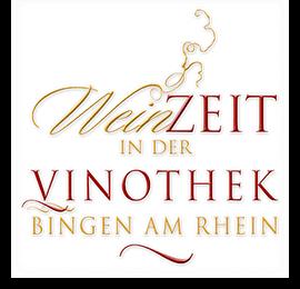 Weinzeit in der Vinothek Bingen