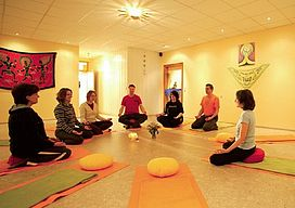 Rose Cacavas Yoga