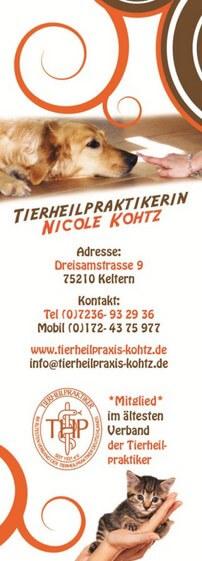 Tierheilpraxis Nicole Kohtz