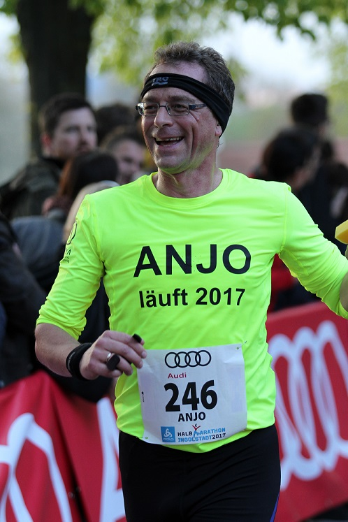 Anjo läuft 2017