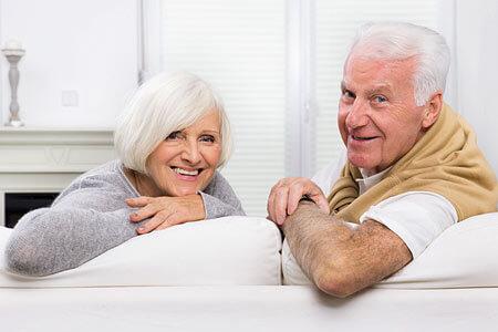 Gut versichert im Ruhestand