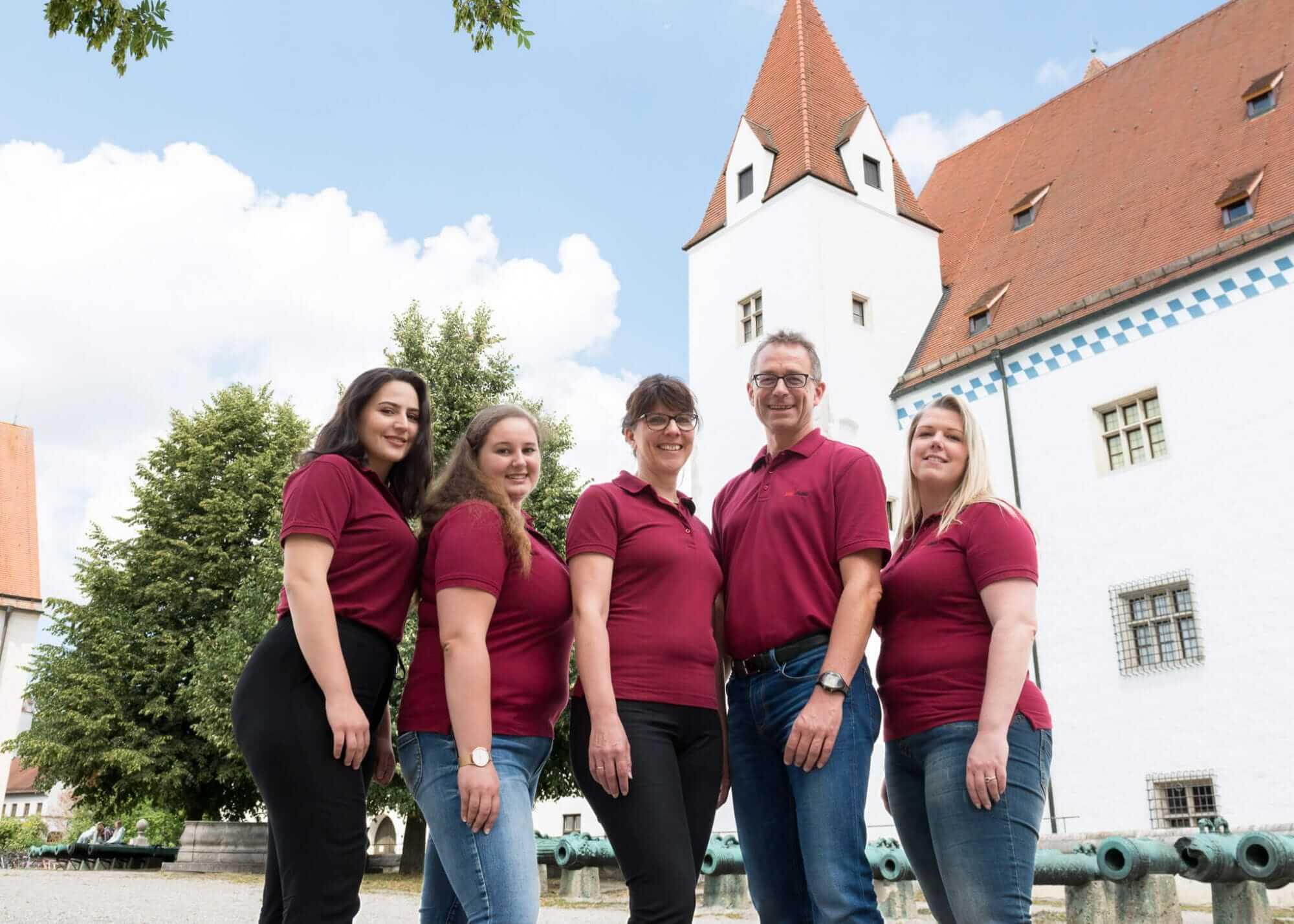 Mit qualifizierten Mitarbeitern unabhängig zu Versicherungen in Ingolstadt beraten