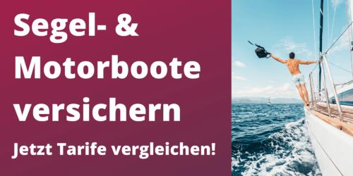 Boot Versicherung