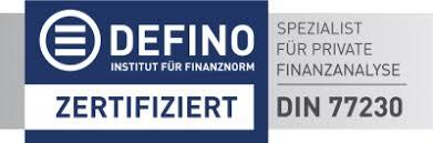 DIN 77230 - DEFINO Zertifikat - Next Generation Insurances -  Versicherungsmakler Münster