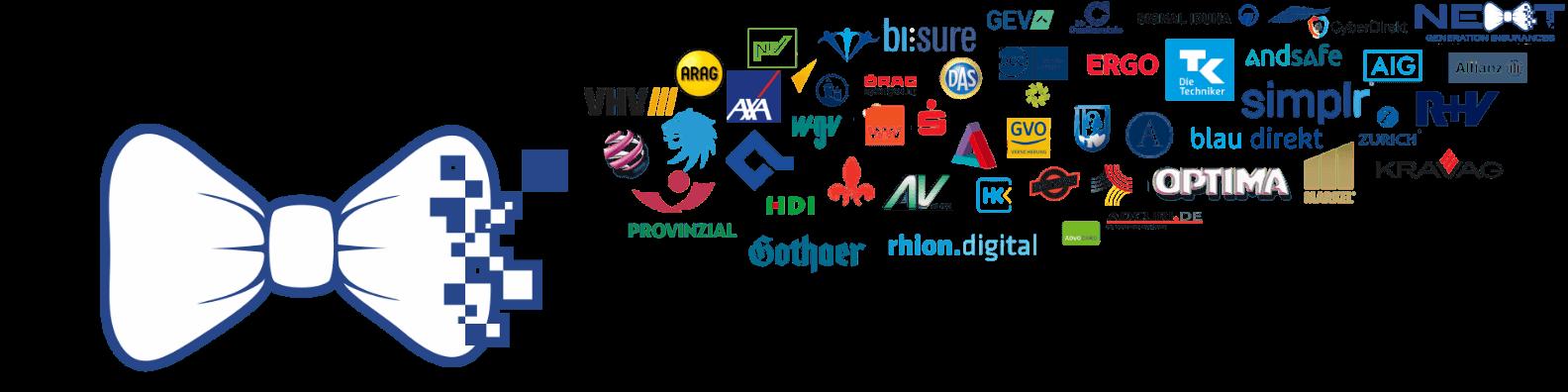 blau direkt, bisure und OPTIMA sind die vertriebsnahen Unterstützer und die Gesellschaften die Produktgeber für uns alle.